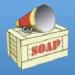 blue soapbox